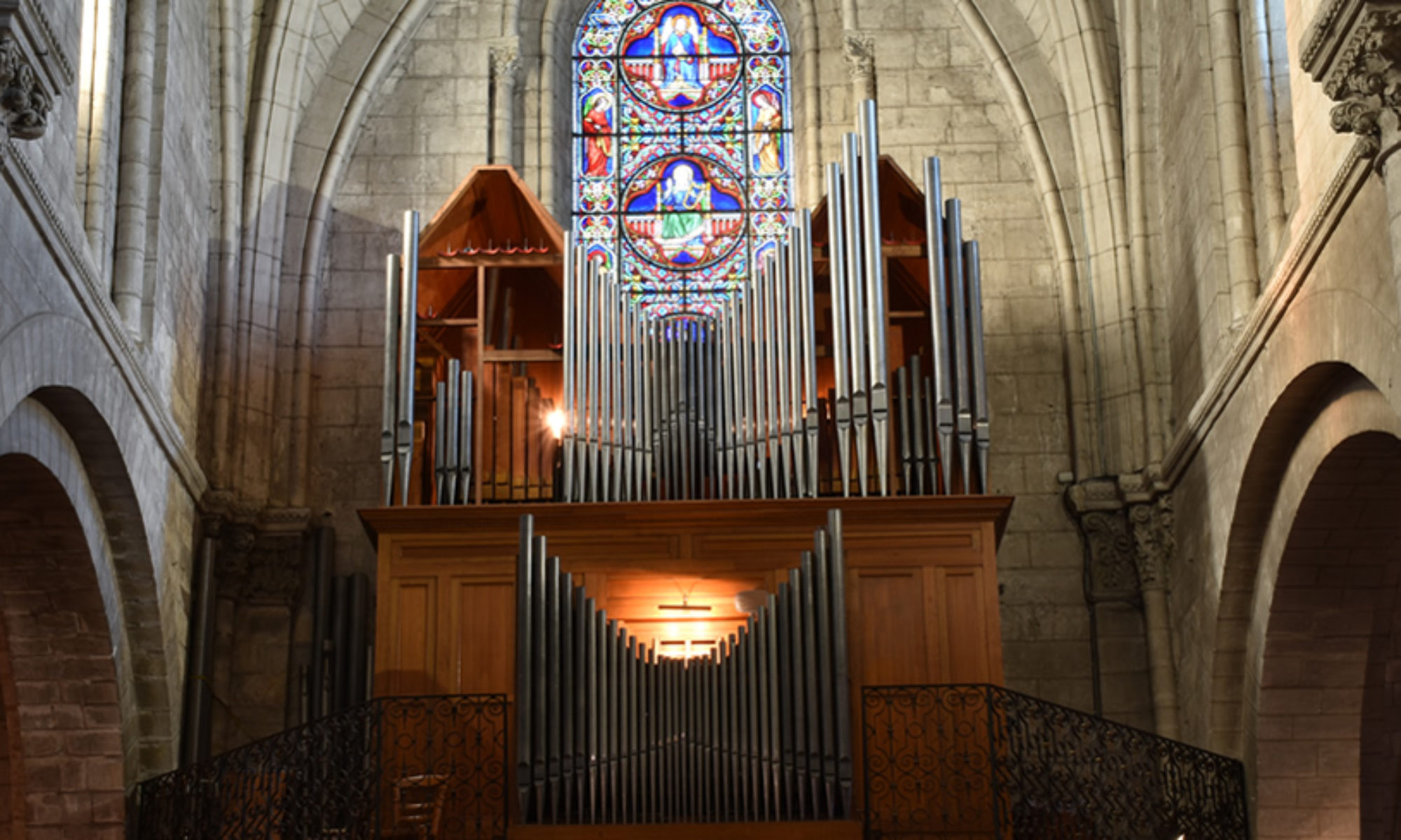 Orgue d'Amboise